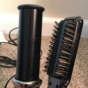 Instyler Makeup - INSTYLER Curling or Straightening Brush